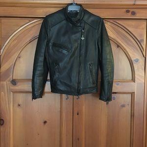 Harley-Davidson Leather Jacket.